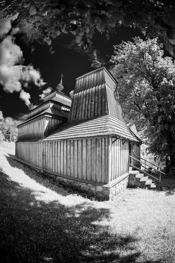 Drevený chrám, Príkra